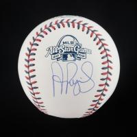 Albert Pujols Signed Official 2009 All-Star Game Baseball (JSA COA) at PristineAuction.com