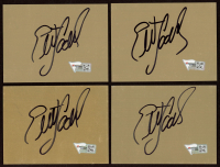 "Elliott Sadler Signed 3"" x 4"" Vinyl Cut (Fanatics Hologram) (See Description) at PristineAuction.com"