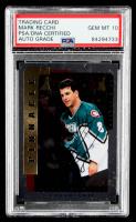 Mark Recchi 1996-97 Be A Player Autographs #20 (PSA Authentic) at PristineAuction.com