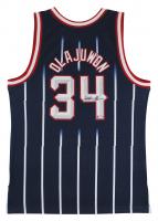 Hakeem Olajuwon Signed Rockets Jersey (PSA COA) at PristineAuction.com