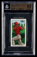 Mike Trout 2010 TRISTAR Obak National Convention VIP Mini #N28 (BGS 9.5) at PristineAuction.com