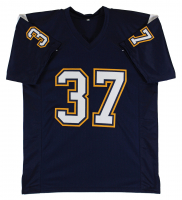 Rodney Harrison Signed Jersey (Beckett COA) at PristineAuction.com