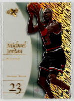 Michael Jordan 1997-98 E-X2001 #9 at PristineAuction.com