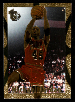 Michael Jordan 1995-96 SP Championship #121 RP at PristineAuction.com