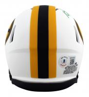 Davante Adams Signed Packers Lunar Eclipse Alternate Speed Mini Helmet (Beckett Hologram) at PristineAuction.com