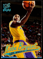 Kobe Bryant 1996-97 Ultra RC Gold Medallion #G52 at PristineAuction.com