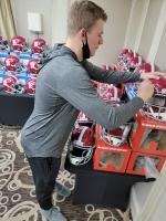 Mac Jones Signed Alabama Crimson Tide Full-Size Speed Helmet (Beckett COA) at PristineAuction.com