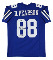 """Drew Pearson Signed Jersey Inscribed """"HOF 21"""" (Beckett Hologram) at PristineAuction.com"""