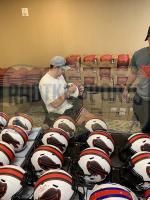 Josh Allen Signed Bills Full-Size Lunar Eclipse Alternate Speed Helmet (Radtke COA) at PristineAuction.com