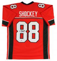 Jeremy Shockey Signed Jersey (Beckett COA) at PristineAuction.com
