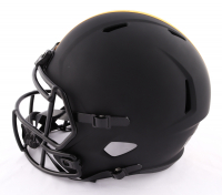 Troy Polamalu Signed Steelers Full Size Eclipse Alternate Speed Helmet (Beckett COA) at PristineAuction.com