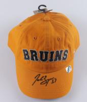 Patrice Bergeron Signed Bruins Hat (Bergeron COA) at PristineAuction.com