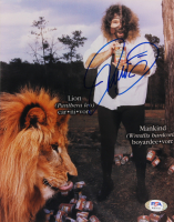 "Mick Foley Signed ""Mankind"" 8x10 Photo (PSA COA) at PristineAuction.com"