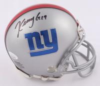 Kenny Golladay Signed Giants Mini Helmet (JSA COA) at PristineAuction.com