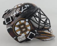 Tuukka Rask Signed Bruins Mini Goalie Mask (Rask COA) at PristineAuction.com