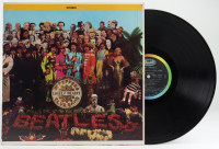 """Vintage The Beatles """"Sgt. Pepper's Lonely Hearts Club Band"""" Original Vinyl Record Album at PristineAuction.com"""