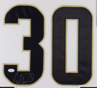 Todd Gurley Signed 35x43 Custom Framed Jersey Display (JSA COA) at PristineAuction.com