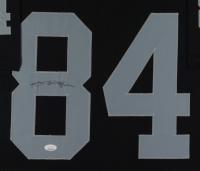Antonio Browm Signed 35x43 Custom Framed Jersey Display (JSA COA) at PristineAuction.com