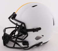Terry Bradshaw Signed Steelers Full-Size Lunar Eclipse Alternate Speed Helmet (Beckett COA) at PristineAuction.com