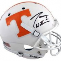 Jason Witten Signed Tennessee Volunteers Full-Size Helmet (Beckett Hologram & Witten Hologram) at PristineAuction.com