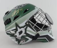 Anton Kuhdobin Signed Stars Full-Size Goalie Mask (Kuhdobin COA) at PristineAuction.com