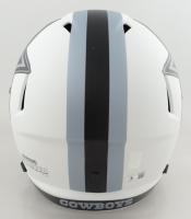 Troy Aikman Signed Cowboys Full-Size Lunar Eclipse Alternate Speed Helmet (Beckett Hologram & Aikman Hologram) at PristineAuction.com