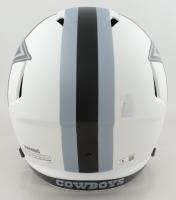 Troy Aikman Signed Cowboys Full-Size Lunar Eclipse Alternate Speed Helmet (Beckett Hologram & Aikman Hologram) (See Description) at PristineAuction.com