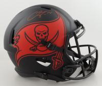 Chris Godwin Signed Buccaneers Full-Size Eclipse Alternate Speed Helmet (Beckett COA) (See Description) at PristineAuction.com