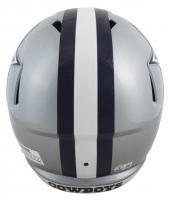 Michael Irvin Signed Cowboys Full-Size Speed Helmet (Beckett Hologram) at PristineAuction.com
