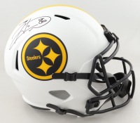 Hines Ward Signed Steelers Full-Size Lunar Eclipse Alternate Speed Helmet (Beckett Hologram) at PristineAuction.com