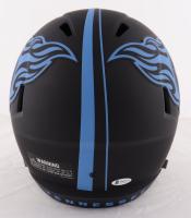 Derrick Henry Signed Titans Full-Size Eclipse Alternate Speed Helmet (Beckett COA) at PristineAuction.com