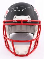 Damien Williams Signed Chiefs Full-Size AMP Alternate Speed Helmet (JSA COA) at PristineAuction.com