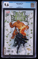 "2008 ""Black Panther"" Issue #32 Marvel Comic Book (CGC 9.6) at PristineAuction.com"