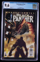 """2002 """"Black Panther"""" Issue #40 Marvel Comic Book (CGC 9.6) at PristineAuction.com"""