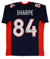 Shannon Sharpe Signed Jersey (Beckett Hologram) at PristineAuction.com