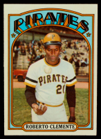 Roberto Clemente 1972 Topps #309 at PristineAuction.com