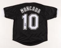 Yoan Moncada Signed Jersey (PSA COA) (See Description) at PristineAuction.com
