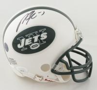 Michael Vick Signed Jets Mini-Helmet (JSA COA) at PristineAuction.com