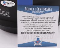 Saquon Barkley Signed Giants Full-Size Eclipse Alternate Speed Helmet (Beckett COA) at PristineAuction.com
