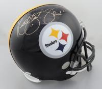"""Kordell Stewart Signed Steelers Full-Size Helmet Inscribed """"Slash"""" (JSA COA) at PristineAuction.com"""