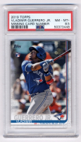 Vladimir Guerrero Jr 2019 Topps #NNO SP (PSA 8.5) at PristineAuction.com