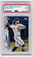 Bo Bichette 2020 Topps Opening Day #173 RC (PSA 9) at PristineAuction.com