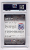 Mike Trout 2019 Topps Iconic Card Reprints #ICR99 (PSA 9) at PristineAuction.com
