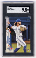 Bo Bichette 2020 Topps #78 RC (SGC 9.5) at PristineAuction.com
