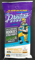 2020 Panini Prestige Cello Fat Pack with (30) Cards at PristineAuction.com