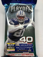 2020 Panini Playoff Cello Fat Pack with (40) Cards at PristineAuction.com