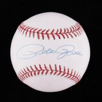 Pete Rose Signed OML Baseball (JSA COA) (See Description) at PristineAuction.com