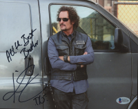 """Kim Coates Signed """"Sons of Anarchy"""" 8x10 Photo Inscribed """"Tig"""" & """"All The Best Brother"""" (Beckett COA) at PristineAuction.com"""