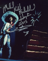 "Michael ""Kidd Funkadelic"" Hampton Signed 8x10 Photo Inscribed ""2016"" (AutographCOA Hologram) at PristineAuction.com"