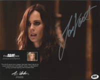 """Laura Vandervoort Signed """"Jigsaw"""" 8x10 Photo (BAM! COA) at PristineAuction.com"""